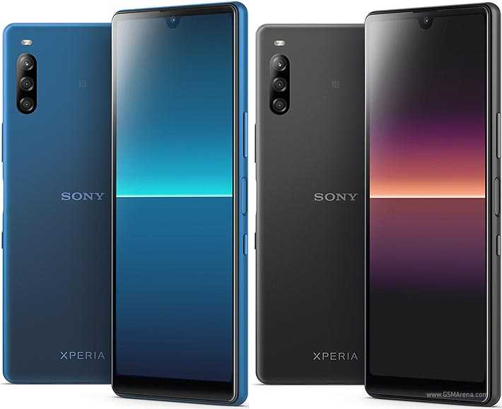 Sony Xperia L4: 21:9 e tripla camera per l'entry level