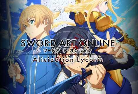Sword Art Online Alicization Lycoris: ritornano alcuni personaggi