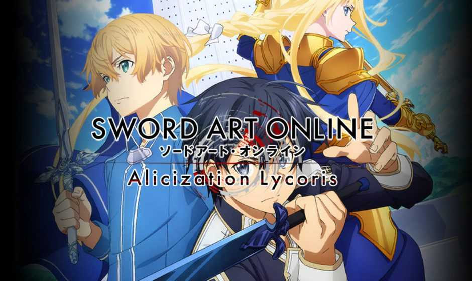 Sword Art Online Alicization Lycoris: posticipata la data d'uscita