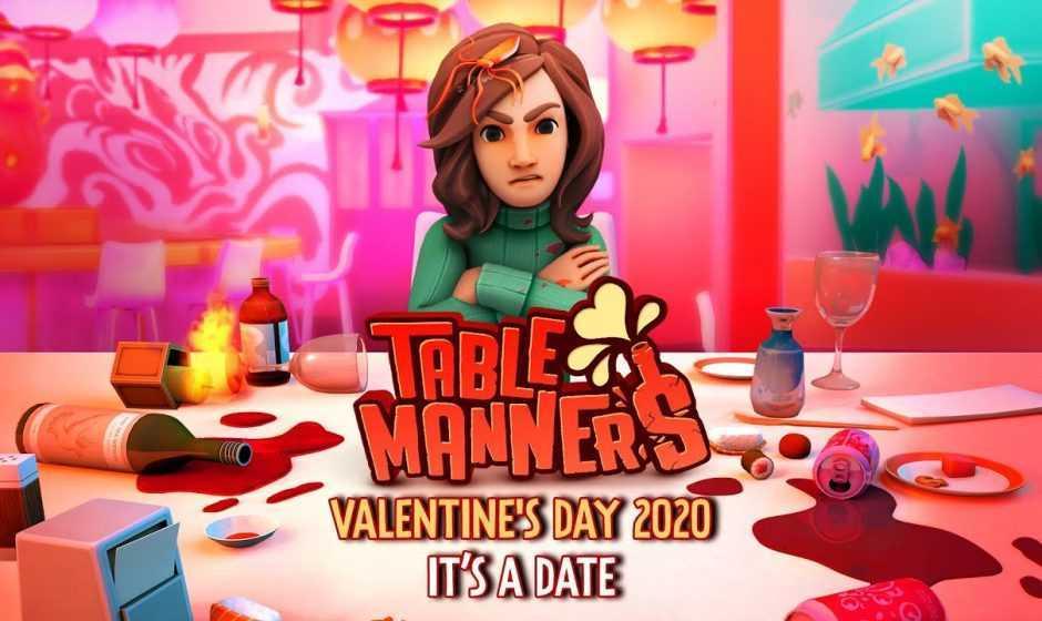 Recensione Table Manners: disastrosi incontri galanti