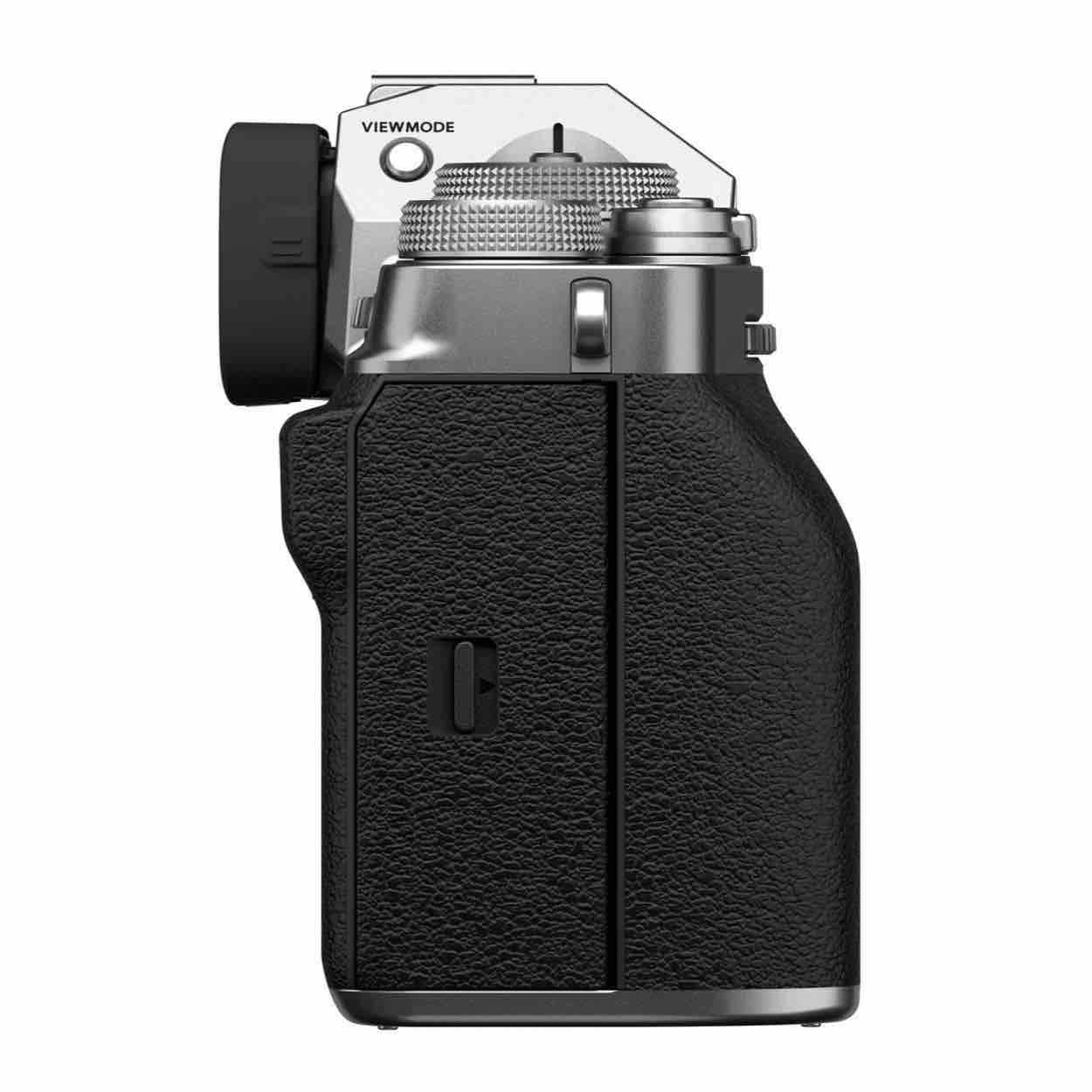 Fujifilm X-T4: specifiche complete e immagini in anteprima