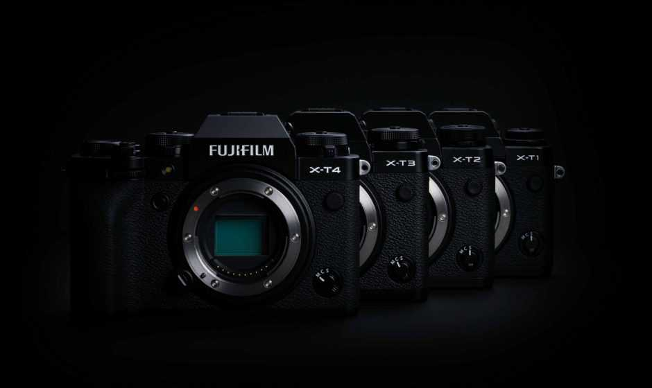 Presentata FUJIFILM X-T4: oltre ogni immaginazione!