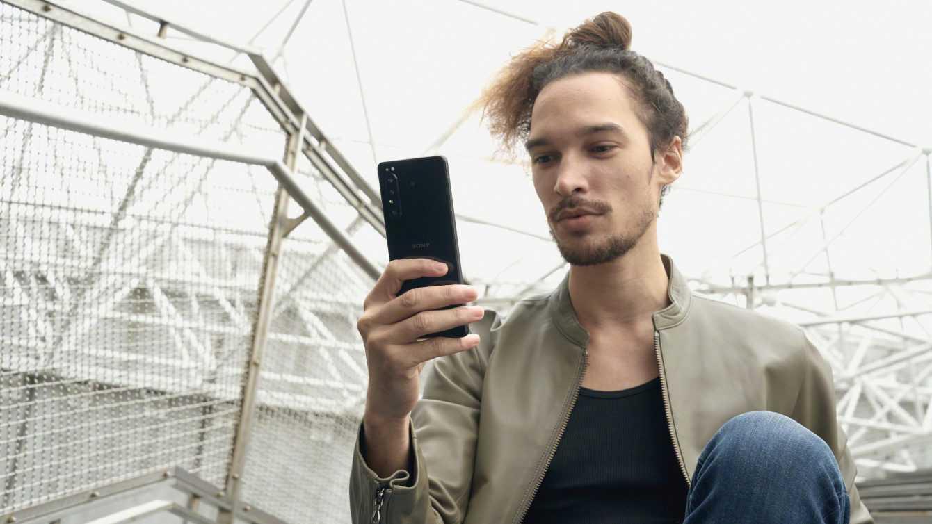 Sony Xperia 1 II: velocità è la parola d'ordine