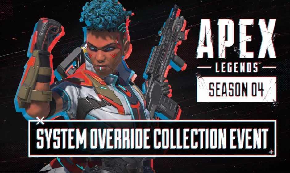 """Apex Legends: sta per arrivare l'evento """"Falla nel Sistema"""""""