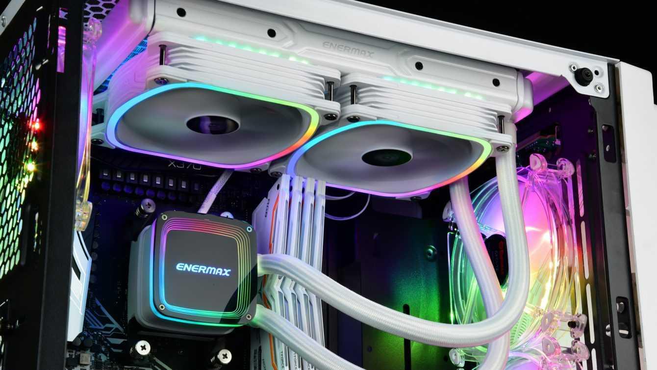 Enermax: rilasciato il nuovo cooler AiO AQUAFUSION 240