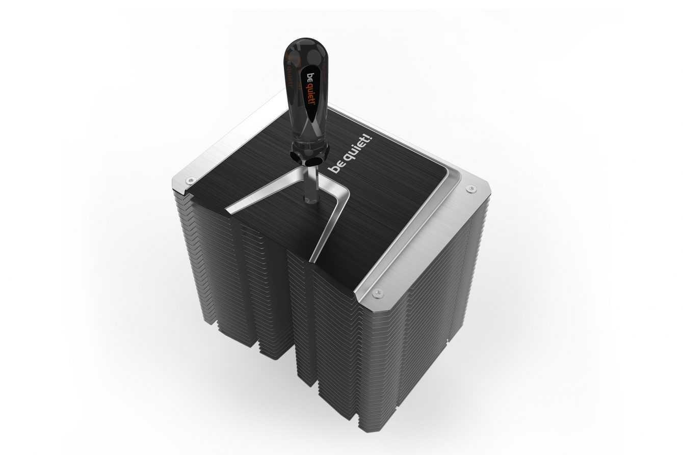 Shadow Rock 3: ecco il nuovo dispositivo asimmetrico per il raffreddamento della CPU