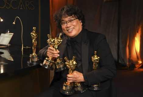 Naoki Urasawa disegna un tributo per il regista Bong Joon-Ho