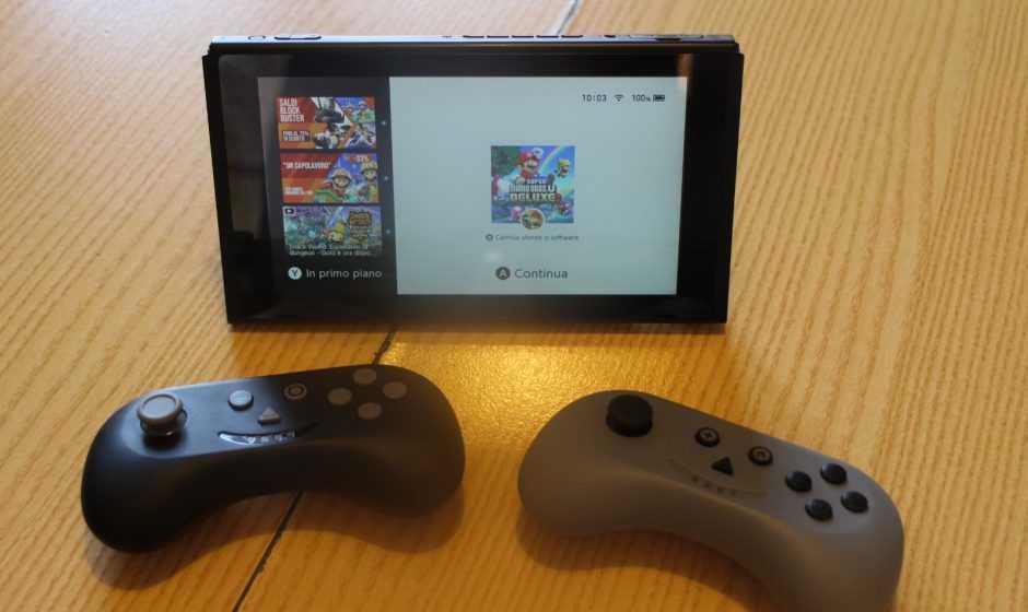 Recensione Multi:Playcon, i controller a basso prezzo per Switch