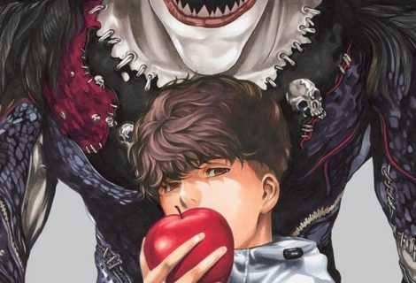 Death Note è tornato con una one-shot sequel: uno sguardo