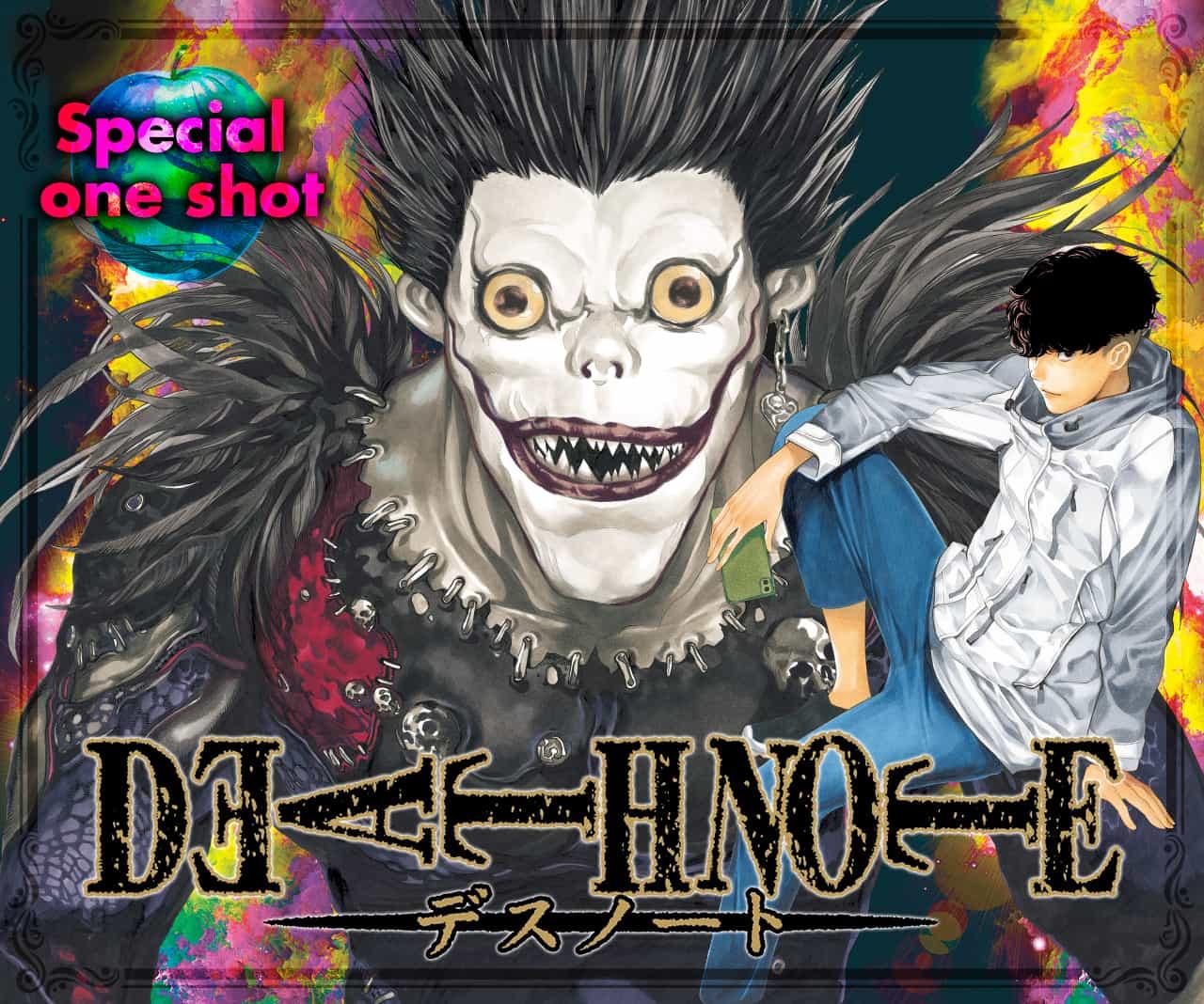 Death Note è tornato con una one-shot sequel: uno sguardo