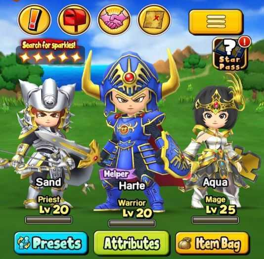Dragon Quest of the Stars è ora disponibile in tutto il mondo