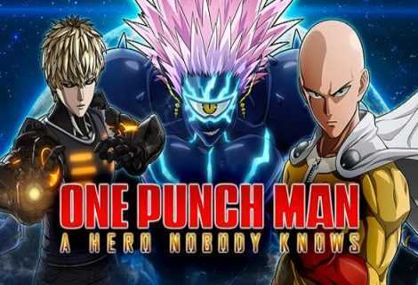 One Punch Man: A Hero Nobody Knows: arriva il trailer di lancio