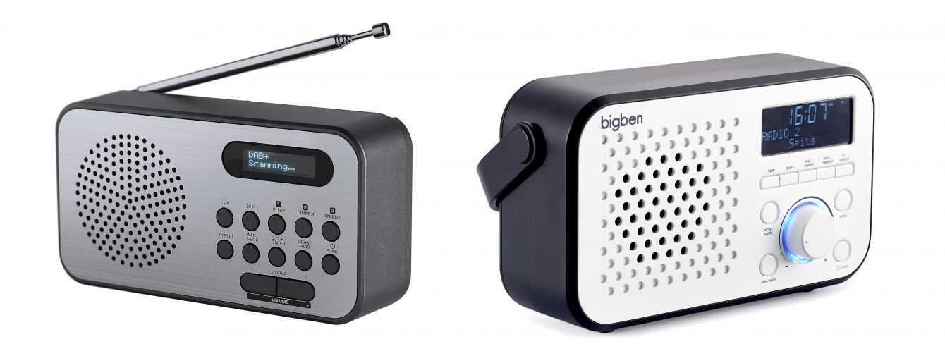 Bigben: uno sguardo al futuro con la rivoluzione del DAB+