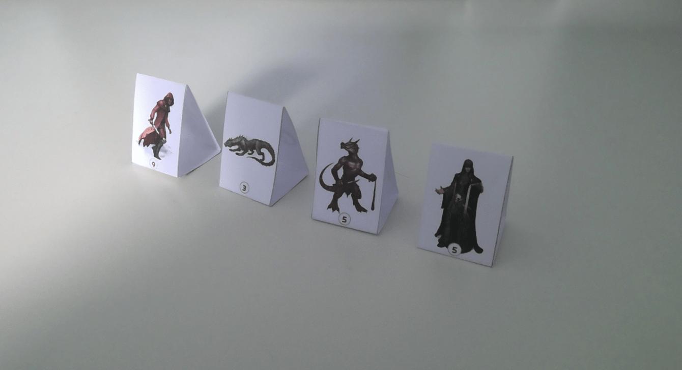 Strumenti per il Game Master: miniature