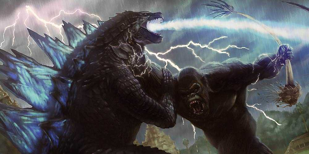 Godzilla vs Kong: buona la prima per Wingard