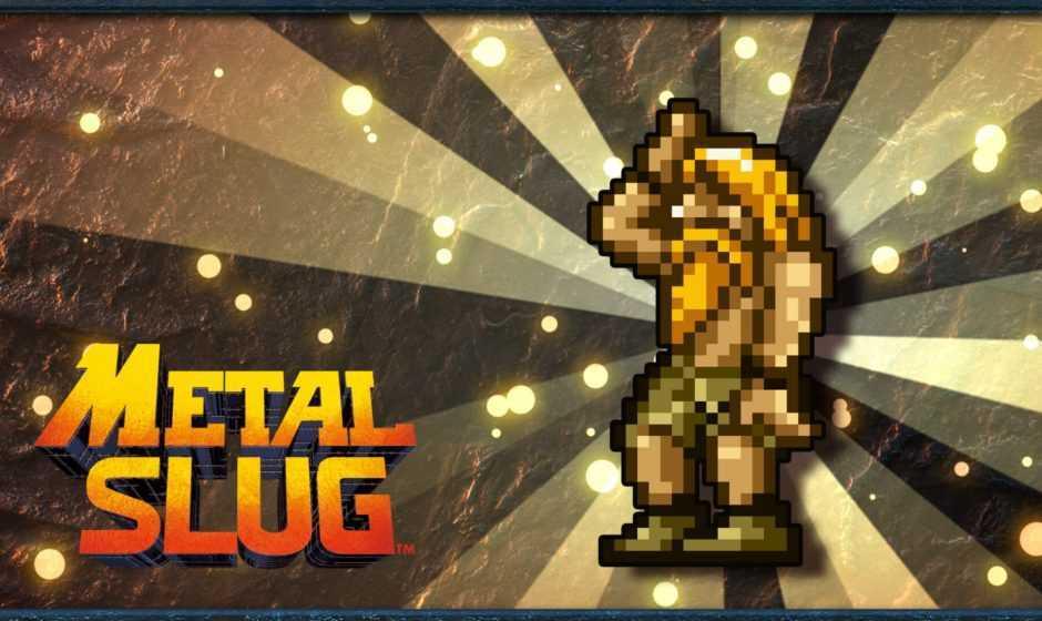 Retrogaming: È Metal Slug il titolo classico più amato dagli italiani