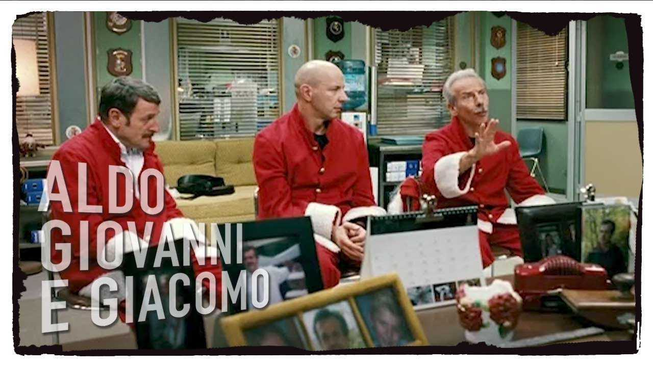 Retro-recensione La banda dei Babbi Natale | Oltre la Trilogia dei Tre