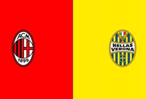 Milan-Verona streaming: ecco dove vederla in tv