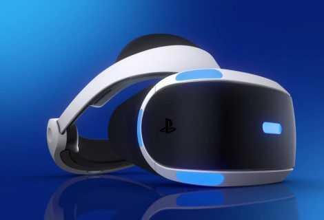 PlayStation VR 2: un brevetto mostra la forma dei controller?