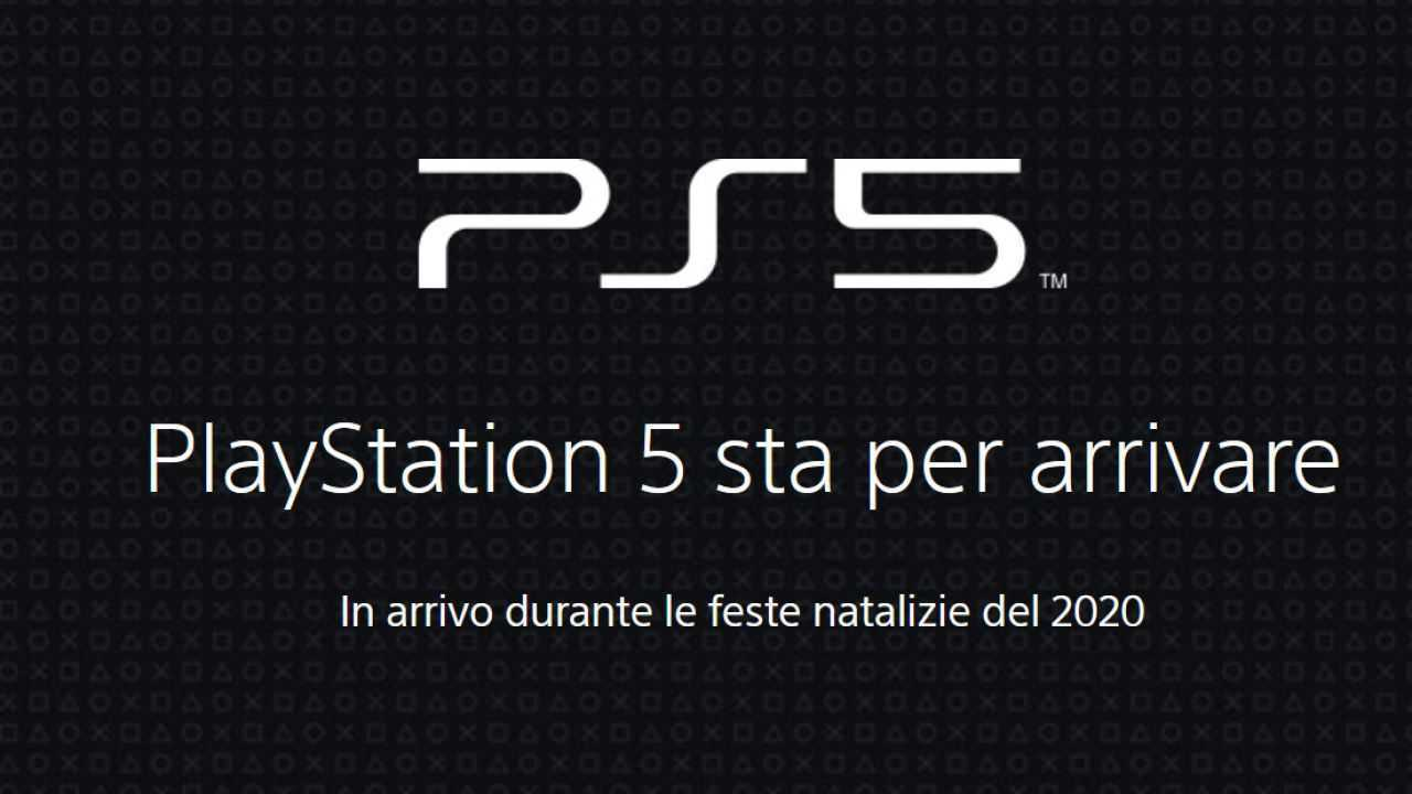 PS5: Sony ribadisce l'uscita della console verso fine 2020