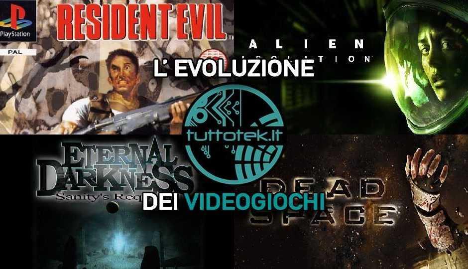 Survival horror: il piacere della paura | L'evoluzione dei videogiochi 3/4