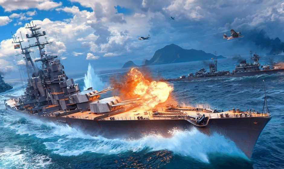 World of Warships Legends: svelate le novità a tema Halloween!