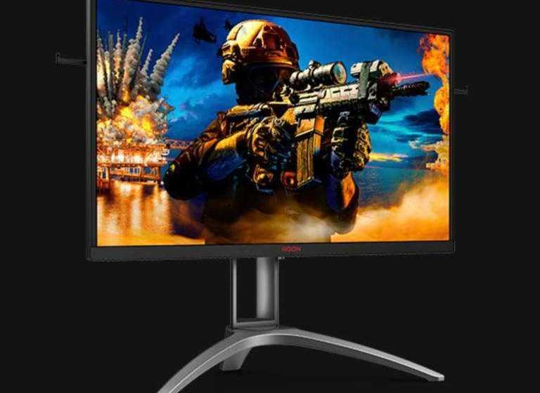 AOC AGON AG273QZ: il nuovo monitor da 240 Hz per giocatori esigenti