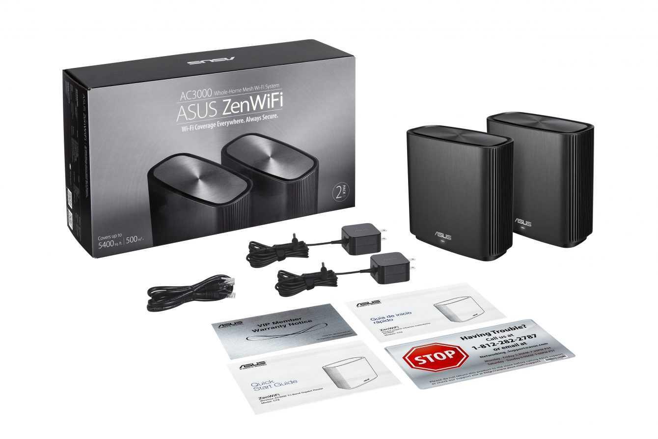 Rivoluzione wireless: ASUS ZenWiFi arriva in Italia