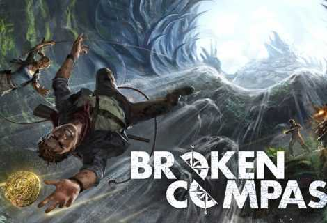 Broken Compass: arriva il gdr ispirato ad Uncharted e Indiana Jones