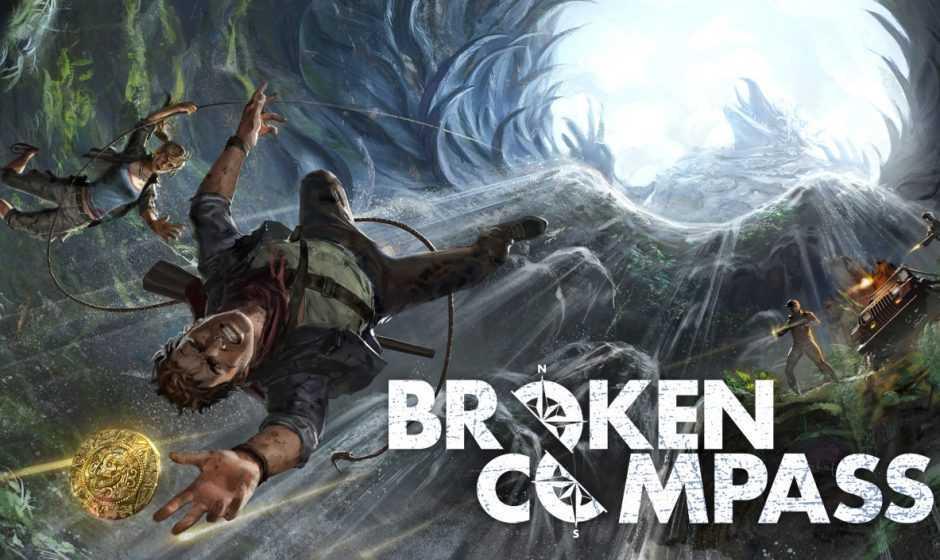 Broken Compass: arriva il gdr ispirato ad Uncharted e Indiana Jones