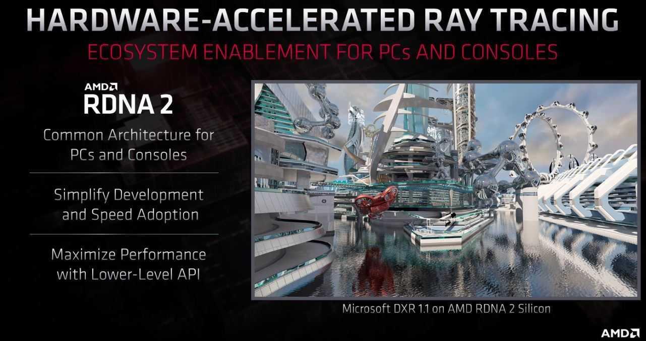 AMD Navi 21 e Navi 23: nuove voci sui nuovi chip RDNA 2