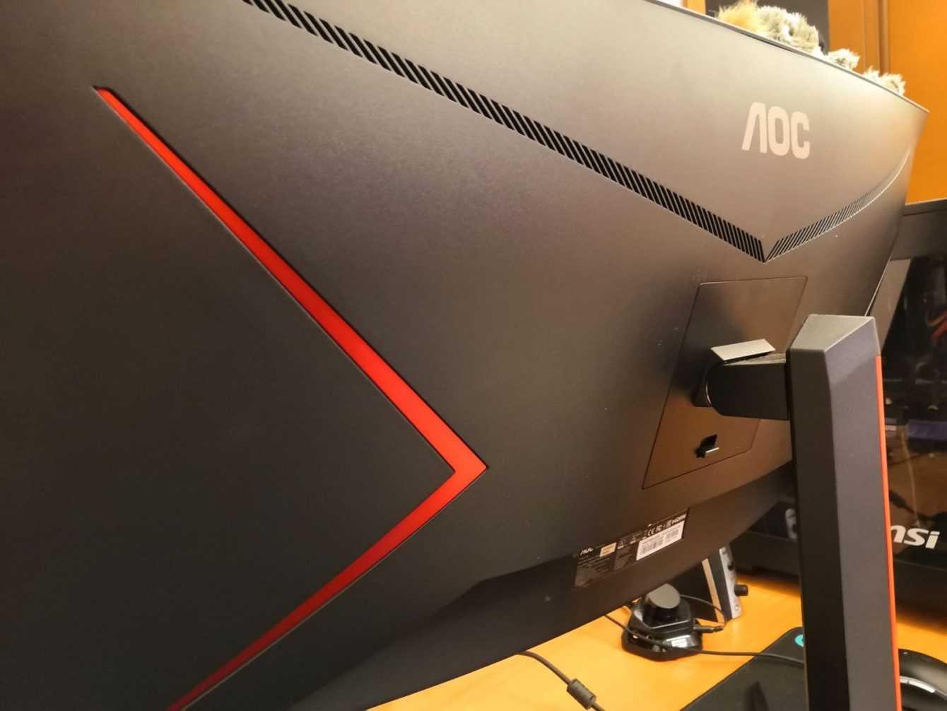 Recensione AOC CU34G2X: 34 pollici in WQHD per 144Hz di potenza visiva