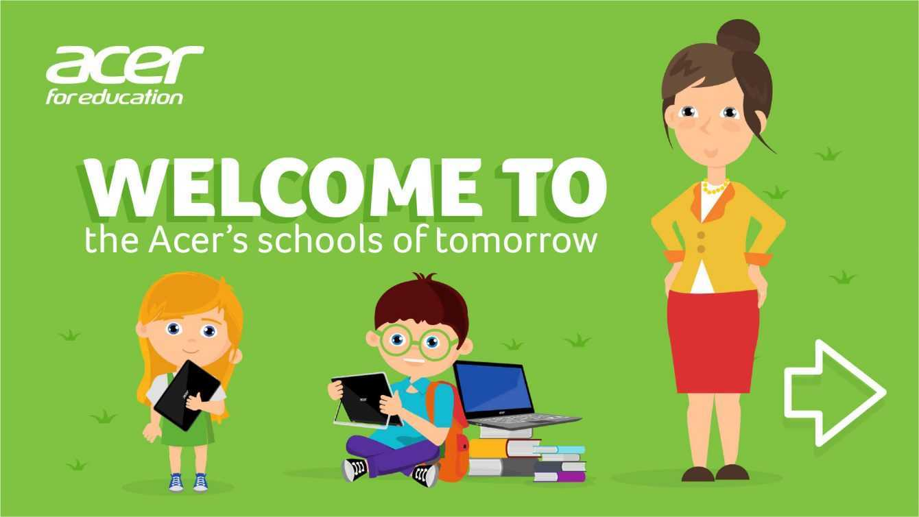 Acer for Education supporta studenti e scuole nella didattica a distanza