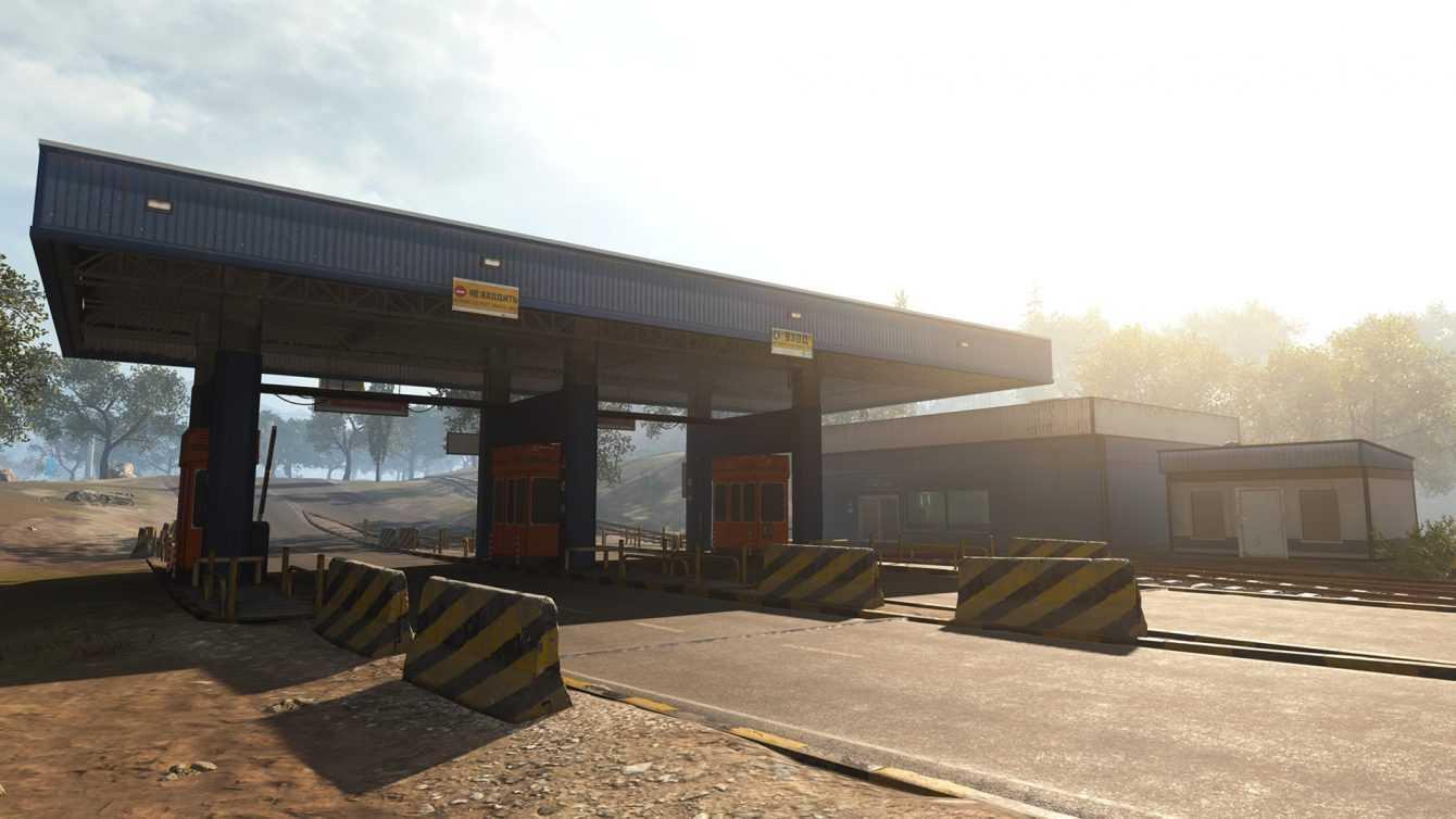 Call of Duty: Warzone, migliori posti della mappa in cui cadere