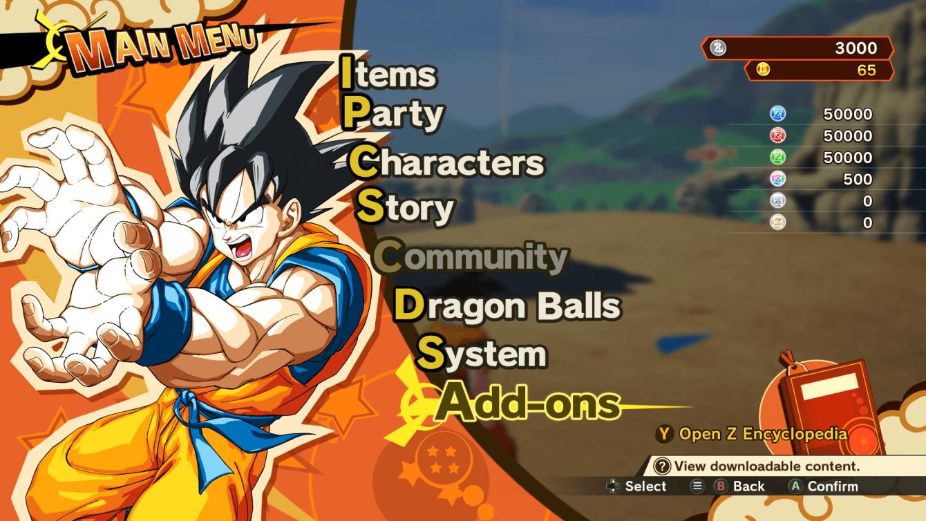 Nuovi contenuti aggiuntivi su Dragon Ball Z: Kakarot e FighterZ