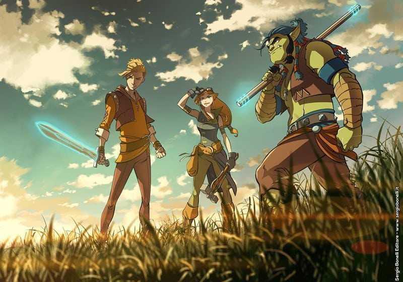 Serie animata Dragonero: Bonelli e Rai uniscono le forze