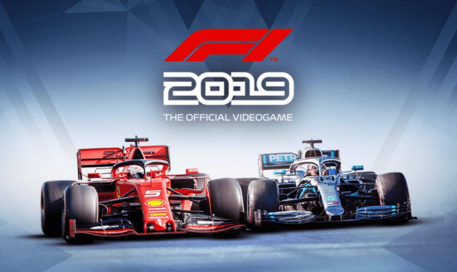 F1 2019: gratis su PS4 e Xbox One per il coronavirus