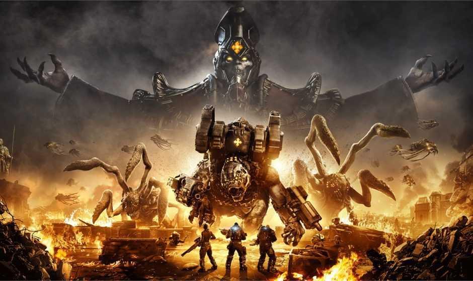 Gears Tactics sta per arrivare anche su console
