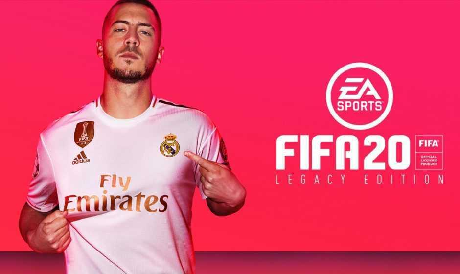 FIFA 20: Sony annuncia la eChampions League Invitational