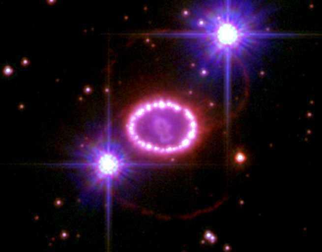 """Supernova Betelgeuse: modello mostra """"trailer"""" dell'esplosione   Astrofisica"""