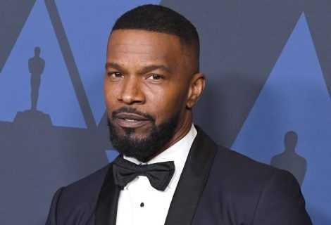 Finding Mike: le prime foto di Jamie Foxx come Mike Tyson