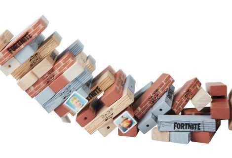 Arriva Jenga edizione Fortnite