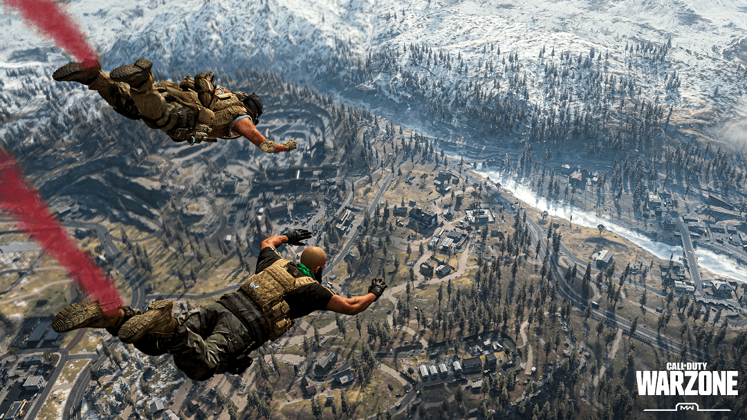 Call of Duty: Warzone, disponibile adesso!