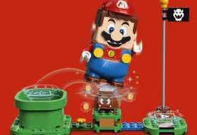 LEGO Super Mario: da oggi sarà possibile effettuare i preordini