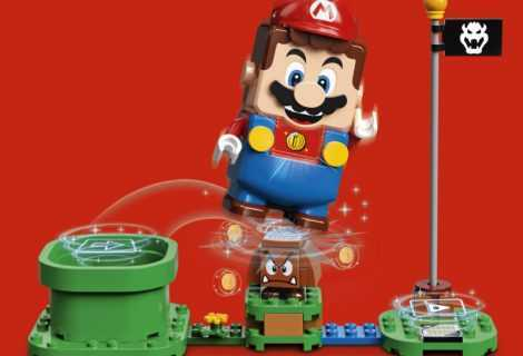 LEGO Group e Nintendo annunciano la partnership