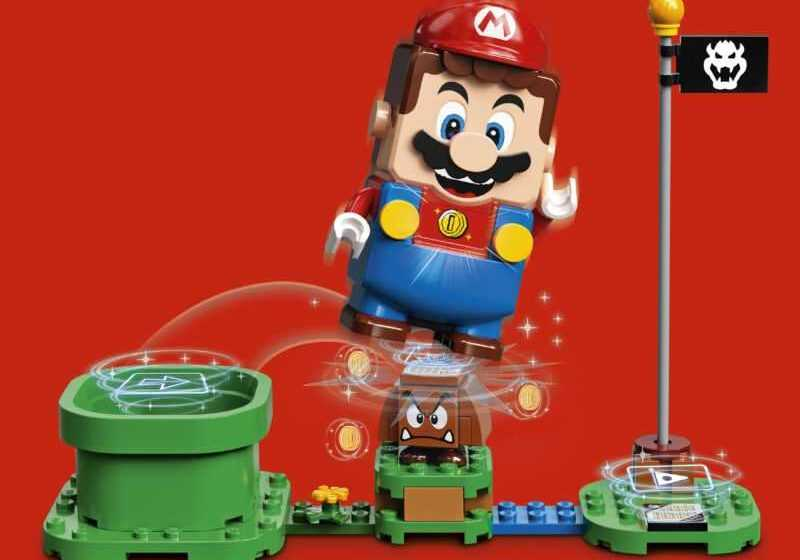 Lego Super Mario: svelati tutti i set in arrivo!