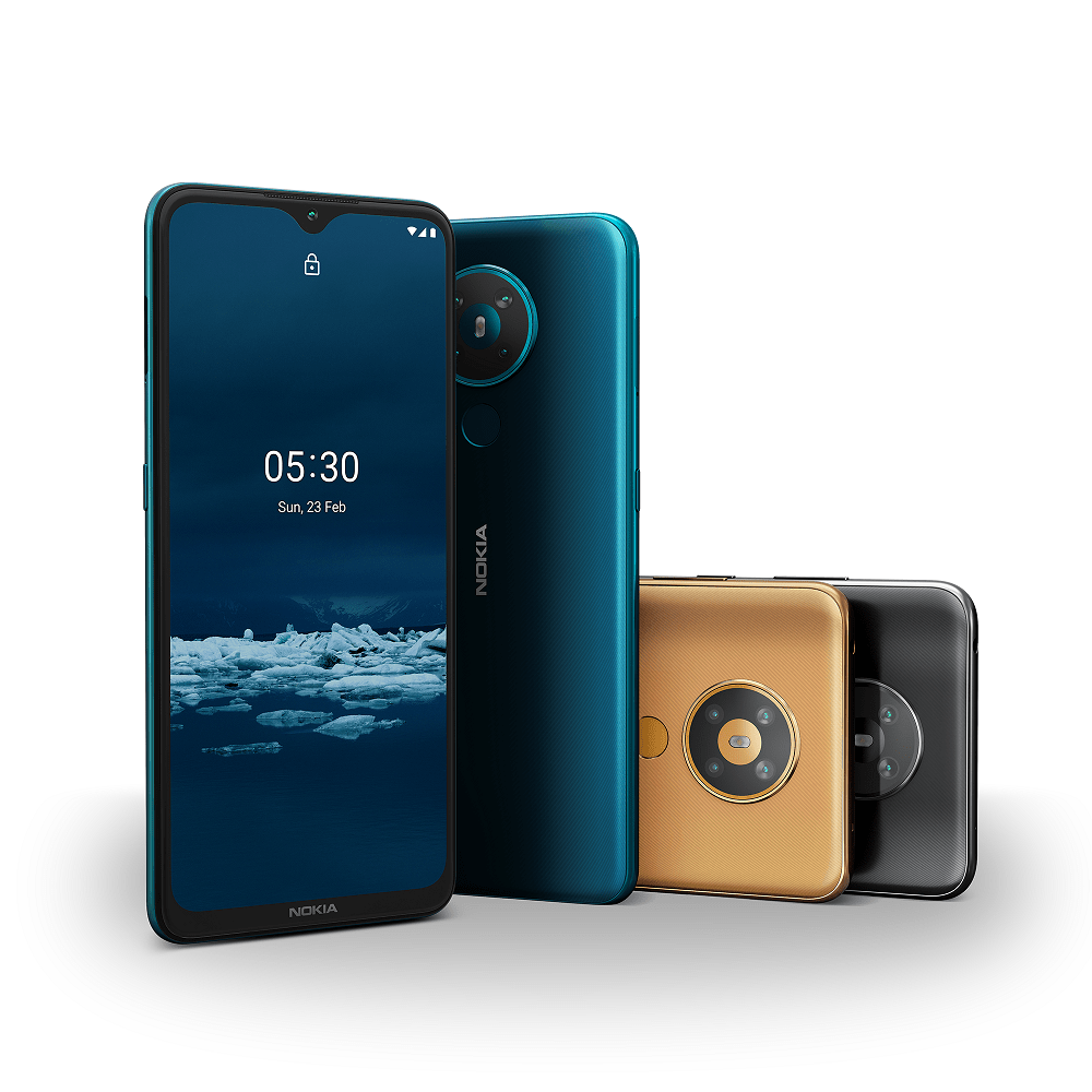 Nokia: 8.3 5G, 5.3, 1.3 e tante altre novità