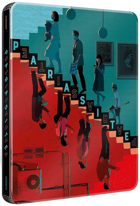 Recensione Parasite (DVD - Blue Ray): la versione home video