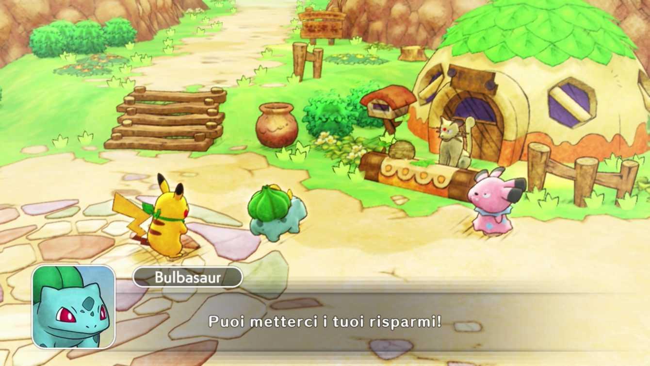 Pokémon Mystery Dungeon: Squadra di Soccorso DX, trucchi e consigli per iniziare