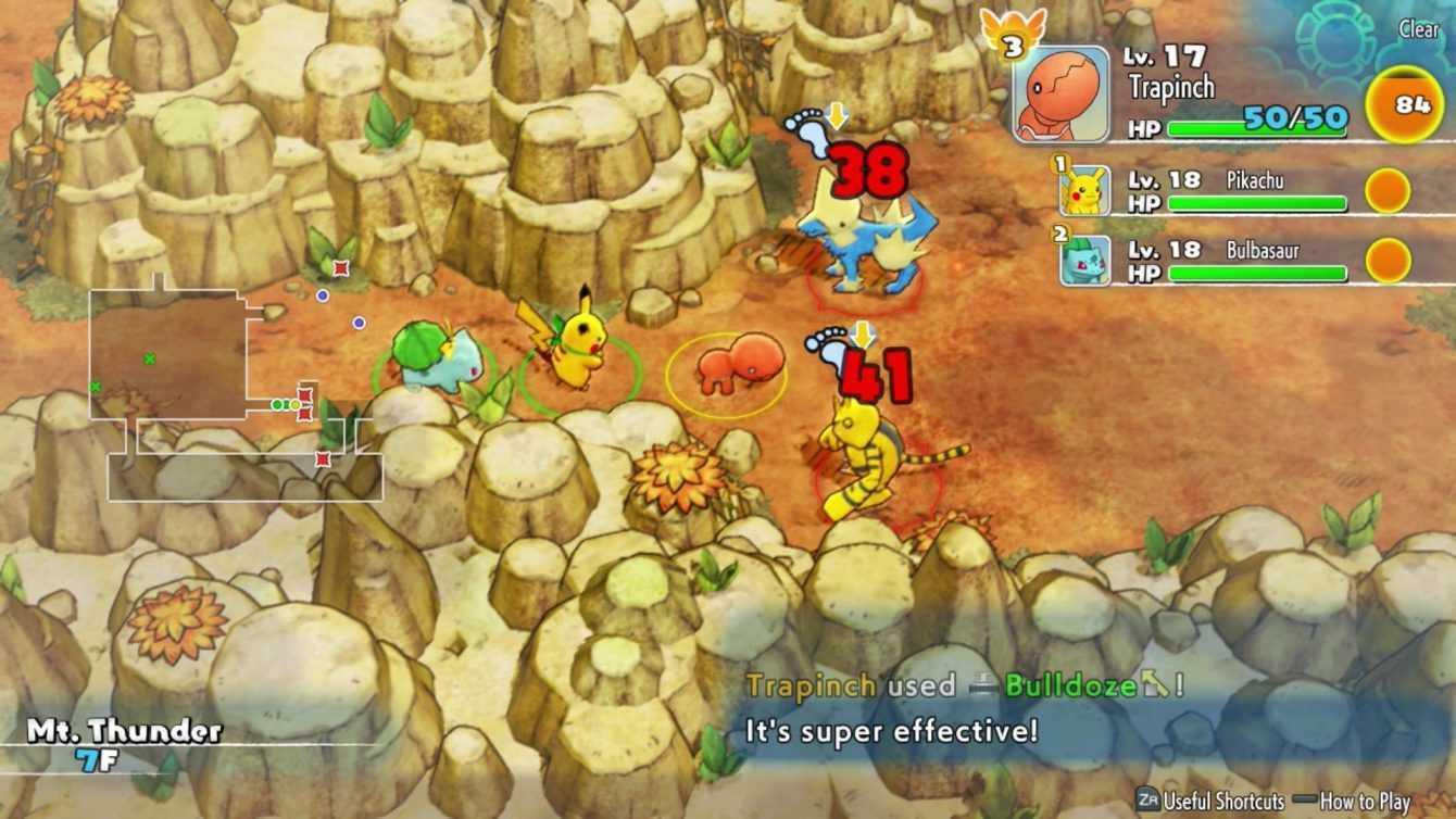 Recensione Pokémon Mystery Dungeon: Squadra di Soccorso DX